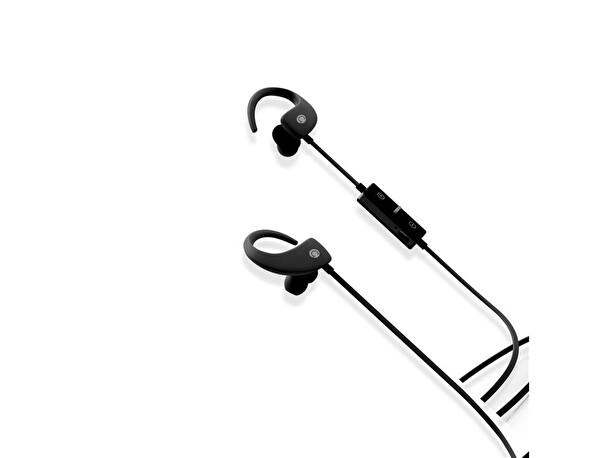 Preo My Sound Ms12 Bt Kulak İçi Kablosuz Spor Kulaklık Siyah