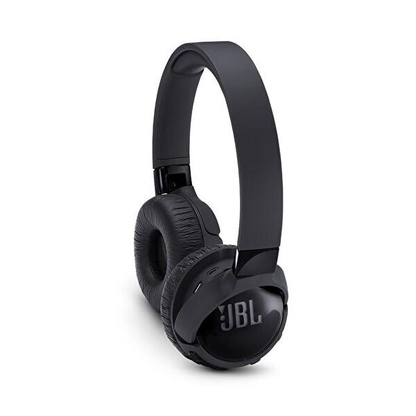Jbl T600BTNC Kulak Üstü Mikrofonlu Kablosuz Kulaklık Siyah