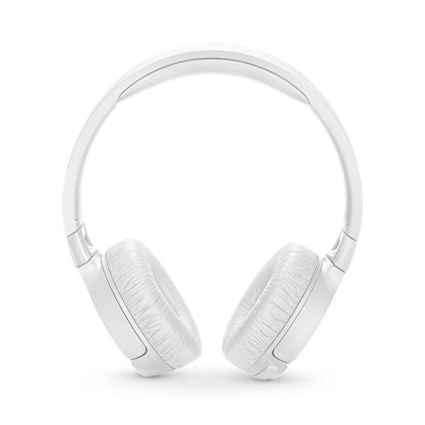 Jbl T600BTNC Kulak Üstü Mikrofonlu Kablosuz Kulaklık Beyaz