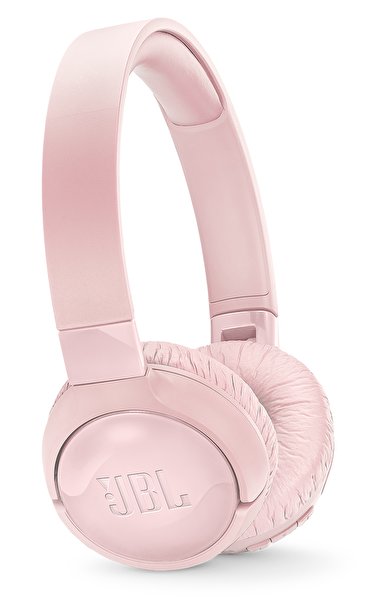 Jbl T600BTNC Kulak Üstü Mikrofonlu Kablosuz Kulaklık Pembe