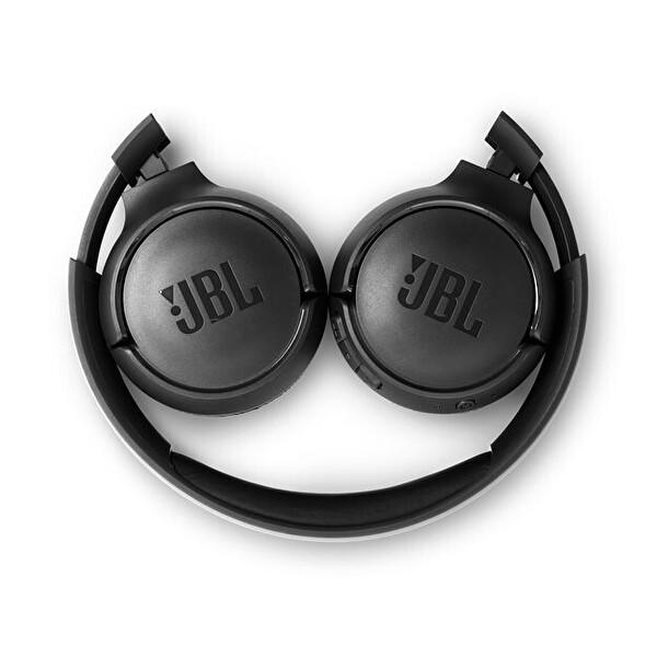Jbl T500BT Kulak Üstü Mikrofonlu Kablosuz Kulaklık Siyah