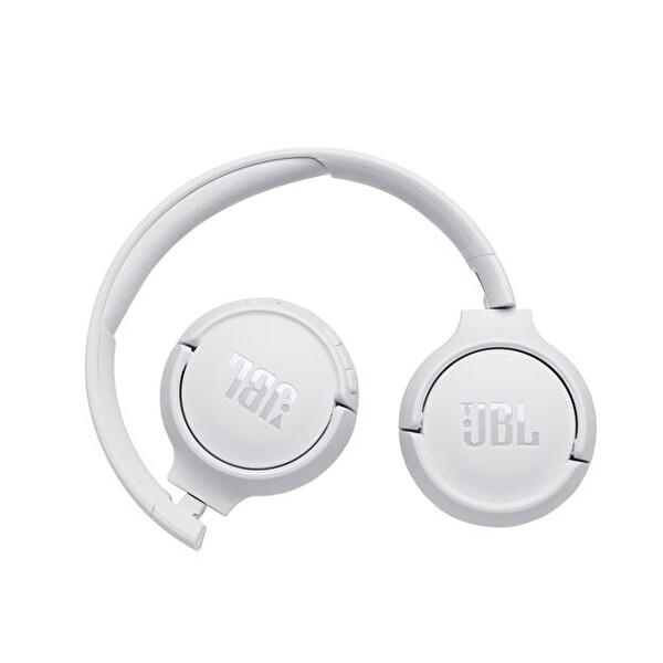 Jbl T500bt Kulak Üstü Mikrofonlu Kablosuz Kulaklık Beyaz