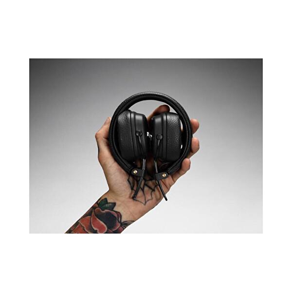Marshall Major III, CT, Siyah Kulak Üstü Kulaklık