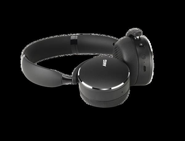 AKG Y500 Siyah Kablosuz Kulaklık - GP-Y500HAHHCAD
