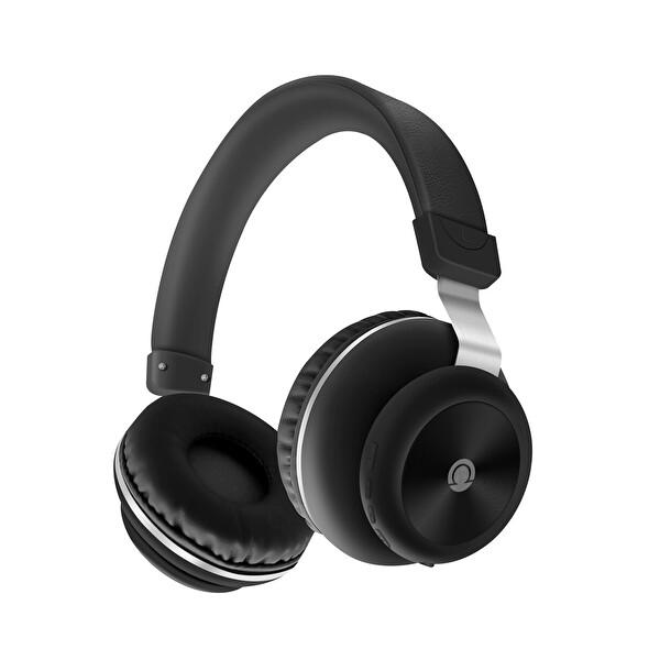 Preo My Sound MS33 Kulak Üstü Kablosuz Bluetooth Kulaklık Siyah