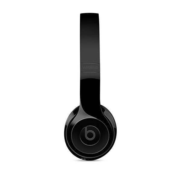 Beats MNEN2EE/A Solo3 Kablosuz Bluetooth Kulak Üstü Kulaklık-Parlak Siyah