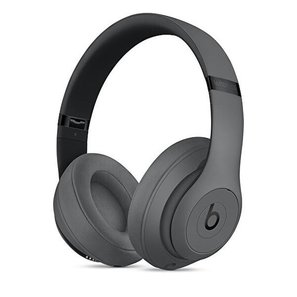 Beats Mtqy2Ee/A Studio3 Kablosuz Kulak Üstü Kulaklık Gri ( OUTLET )
