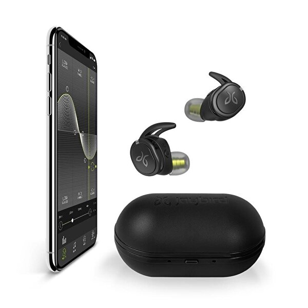 Jaybird Run XT Bluetooth Kulak İçi Kulaklık - Siyah
