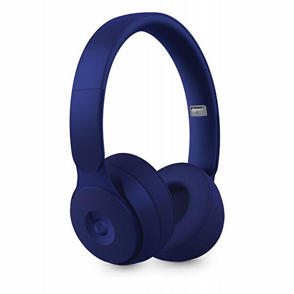 Beats MRJA2EE.A Solo PRO Kulak Üstü Kablosuz Bluetooth NC Kulaklık Koyu mavi