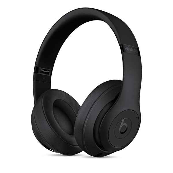 Beats MQ562EE.A Studio 3 Kablosuz Kulak Üstü Kulaklık Mat Siyah