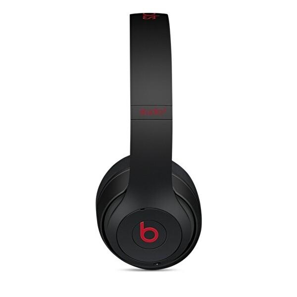 Beats MRQ82EE/A Studio3 Kablosuz Kulak Üstü Kulaklık Decade Siyah Kırmızı
