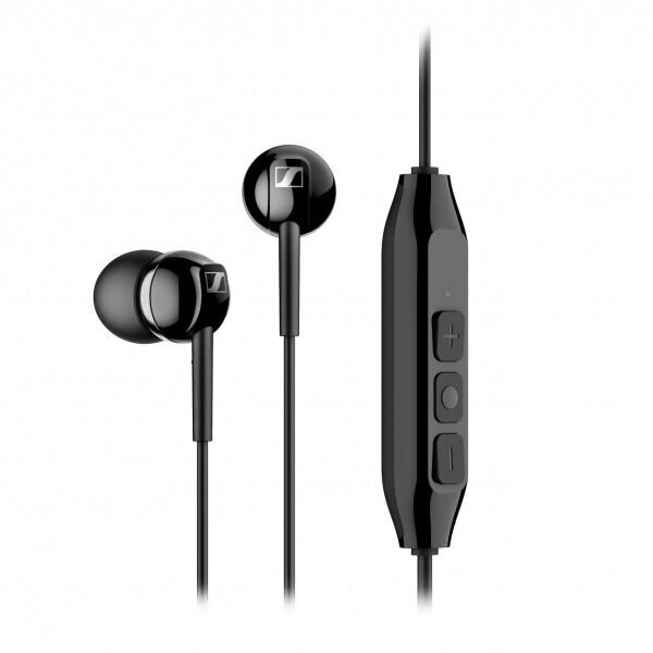 Sennheiser CX 150 BT Kablosuz Kulak İçi Kulaklık Siyah