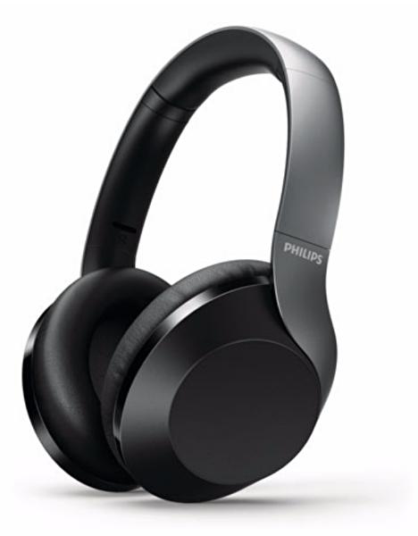 Philips Taph805Bk Gürültücü Engelleyici Hi-Res Kablosuz Kulak Üstü Kulaklık Siyah ( TESHIR )
