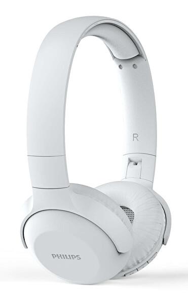 Philips TAUH202WT Kulak Üstü Mikrofonlu Kablosuz Kulaklık Beyaz