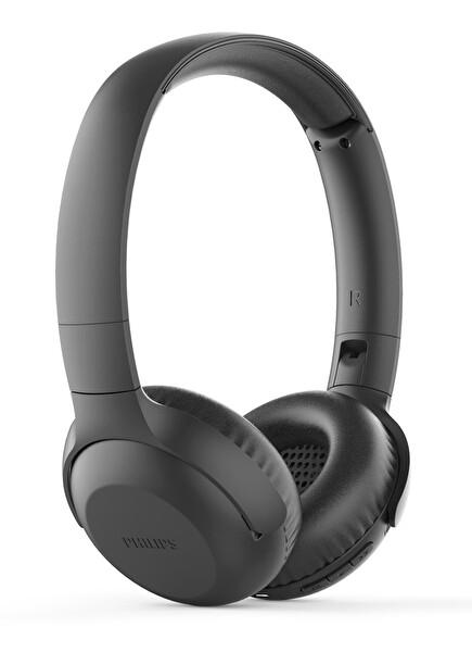 Philips TAUH202BK Kulak Üstü Mikrofonlu Kablosuz Kulaklık Siyah