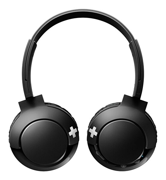 Philips SHB3075BK Kulak Üstü Mikrofonlu Kablosuz Kulaklık Siyah