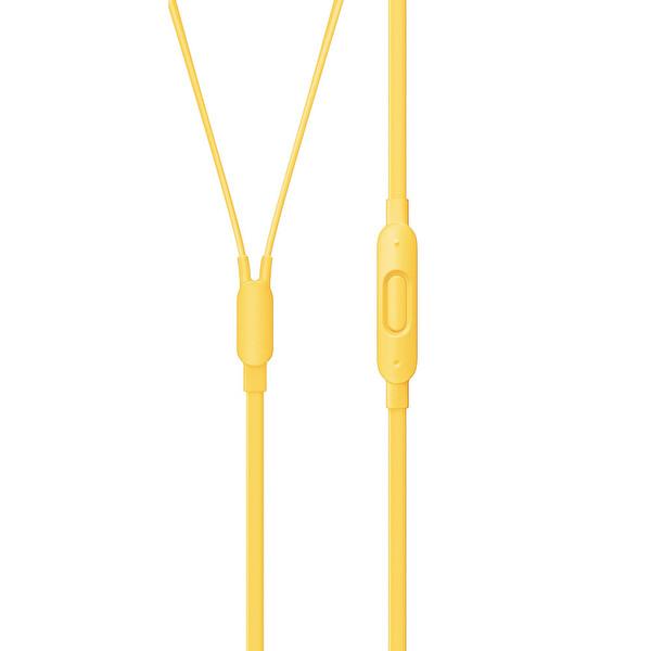 Beats urBeats3 MUHU2EE/A Lightning Konnektörlü Manyetik Uçlu Kulak İçi Kulaklık Sarı