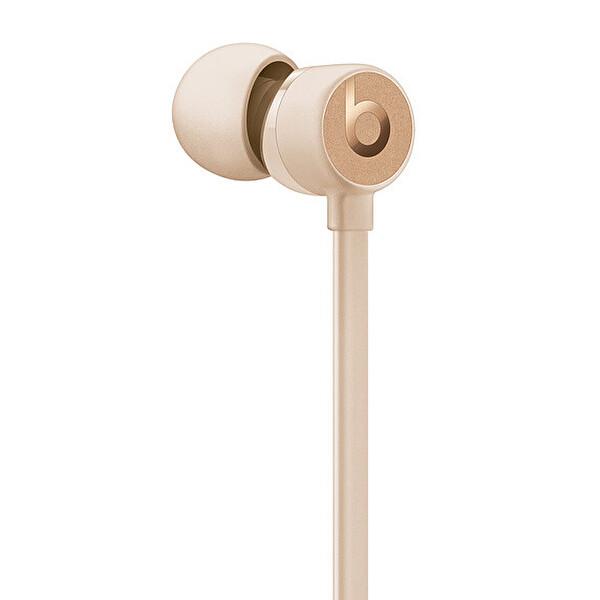 Beats urBeats3 MUHW2EE/A Lightning Konnektörlü Manyetik Uçlu Kulak İçi Kulaklık İpeksi Altın