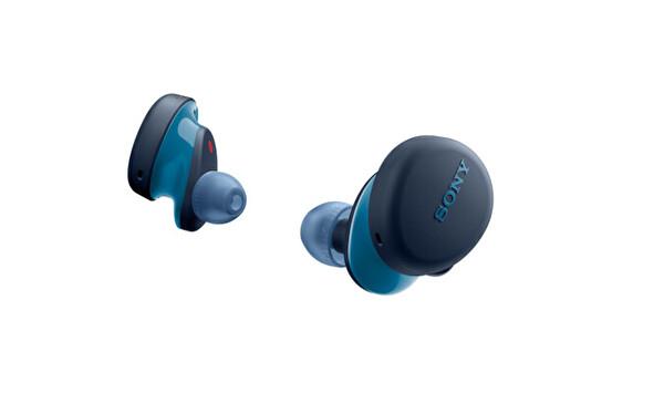 Sony WF-XB700 EXTRA BASS Özellikli IPX4 Tamemen Kablosuz Kulaklık Mavi