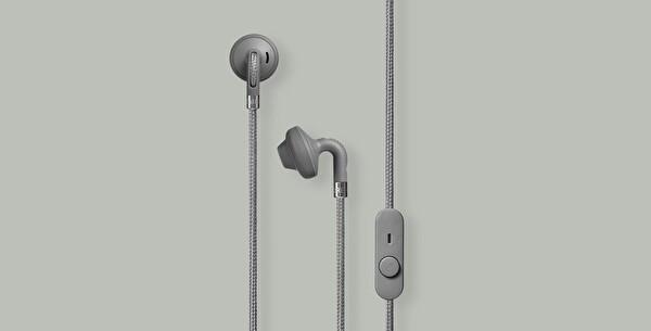Urbanears,Sumpan Control Talk Dark Gri Mikrofonlu Kulak İçi Kulaklık