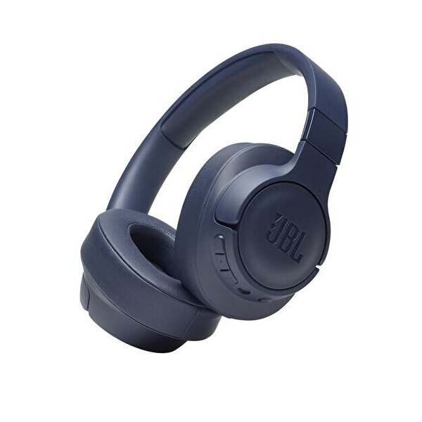 Jbl T700BT Kulak Üstü Mikrofonlu Kablosuz Kulaklık Mavi