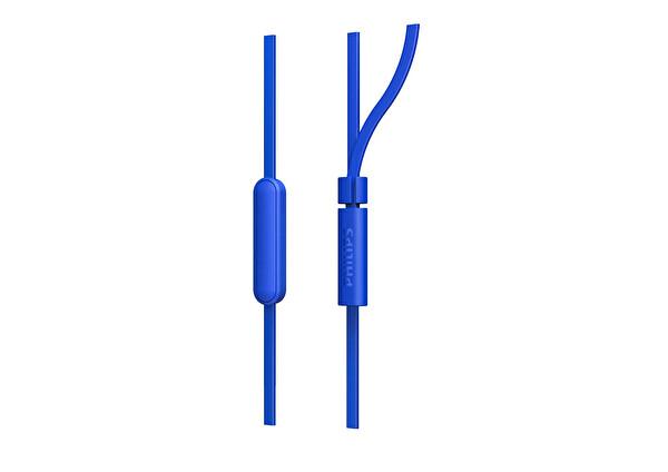 Phılıps TAE1105BL/00  Mavi Kablolu Kulak İçi Kulaklık