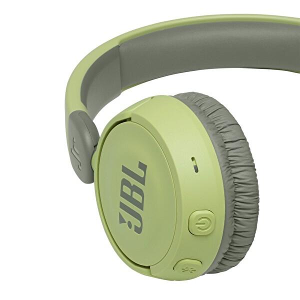JBL JR310BT Bluetooth Çocuk Kulaklığı OE Yeşil