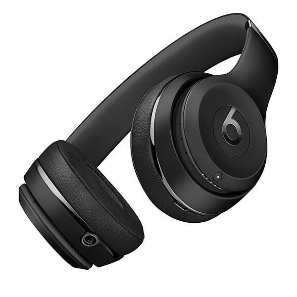 Beats Solo3 MX432EE/A Kablosuz Kulak Üstü Kulaklık Mat Siyah