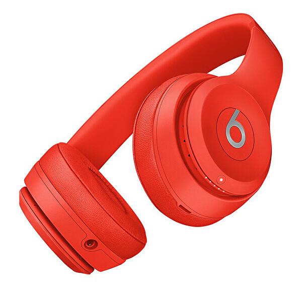 Beats Solo3 MX472EE/A Kablosuz Kulak Üstü  Kulaklık Nar Kırmızısı