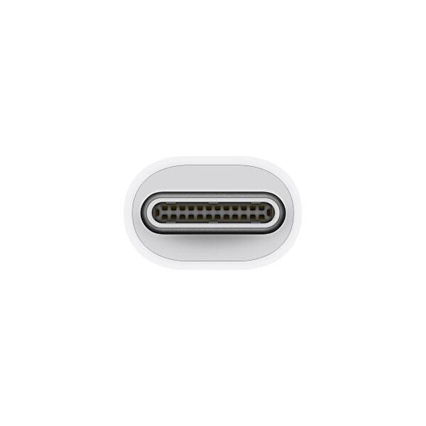 Apple MMEL2ZM/A Thunderbolt 3 - Thunderbolt 2 Dönüştürücü Adaptör