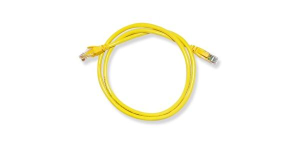 Inca Icat6-01Ts 1 Metre Patch Kablo Sarı