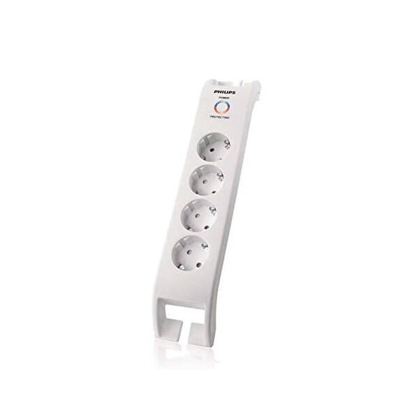 Philips 3'lü Set (Philips SPN3040C Akım Korumalı Priz + SVC1111P/97 Ekran Temizleme 30ml +Philips SWV5401H/10 HDMI Kablo 1.8M)
