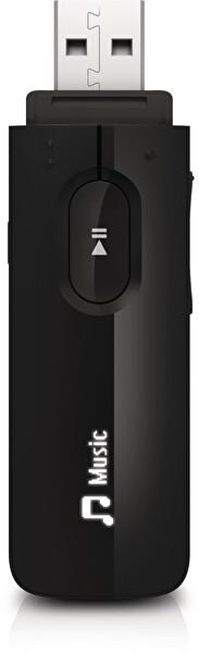 Philips SA5MXX04KF/97-12 4GB Siyah FM MP3 Player