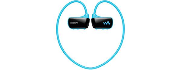 Sony NWZW273Sl.CEW Mavi Mp3/Mp4 Player
