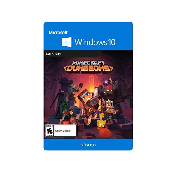 Microsoft Minecraft Dungeons Std Win10 ESD TR