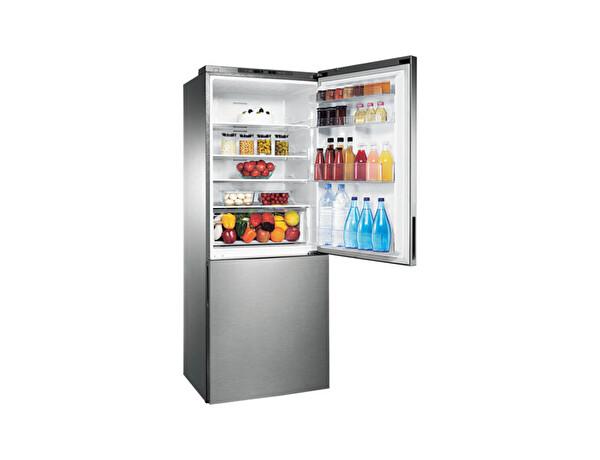 Samsung Rl4323RBASP A++ 473 Lt Inox Buzdolabı Kombi Tipi No Frost Buzdolabı