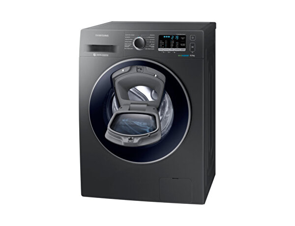 Samsung WW90K5410UX/AH A+++ 9 Kg 1400 Devir Inox Çamaşır Makinesi