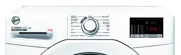 Hoover H3WS 292DE/1-17 A+++ 9 kg NFC Bağlantılı 1200 Devir Çamaşır Makinesi