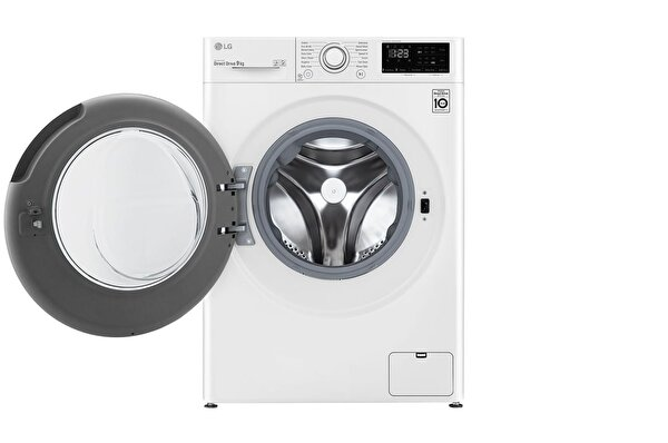 Lg F4r3vyw3we 9 KG 1400 Devir Çamaşır Makinesi