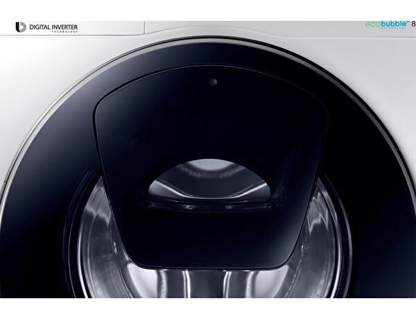 Samsung WW80K5410UW/AH 8 KG 1400 Devir Beyaz Çamaşır Makinesi