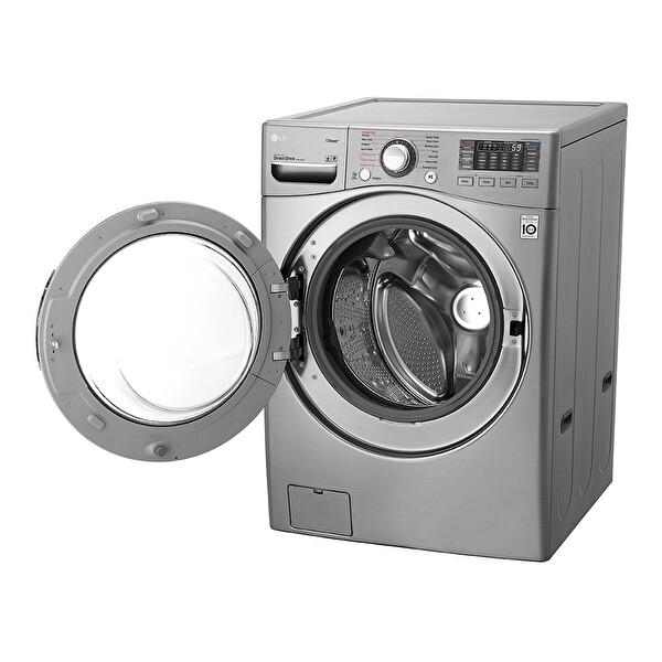 LG F2K2CHK2T A+++ Enerji Sınıfı 17 Kg Yıkama/ 10 Kg Kurutmalı 1000 Devir Gri Çamaşır Makinesi