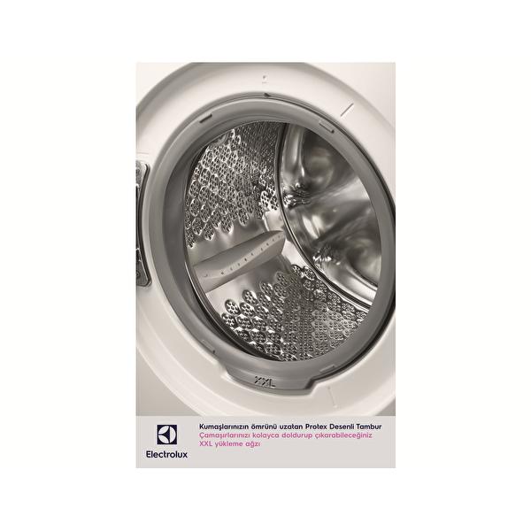 Electrolux EWW1696HDW  9 Kg Yıkama 6 Kg Kurutmalı 1600 Devir Beyaz Çamaşır Makinesi