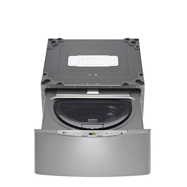 LG F8K5XNK4 2 Kg Yıkama 700 Devir Miniwash Gri Çamaşır Makinesi