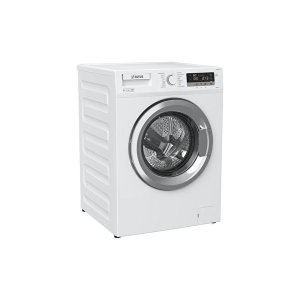Altus AL 9120 X A+++ 9 Kg 1200 Devir Beyaz Çamaşır Makinesi