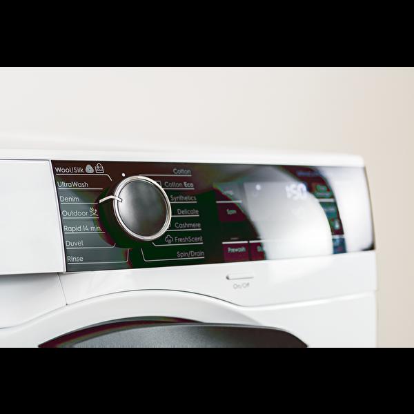 Electrolux Ew8F2166Ma A+++(-%40) 10 Kg 1600 Devir Buharlı Beyaz Çamaşır Makinesi