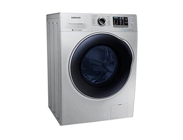 Samsung WD80J5B10AS/AH B 8 Kg 1400 Devir Kurutmalı Çamaşır Makinesi