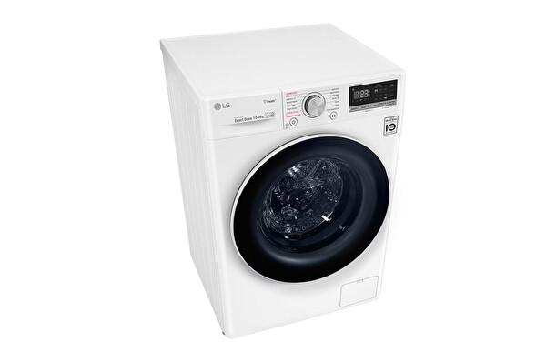 Lg F4v5ryp0w  10.5 KG 1400 Devir Buharlı Çamaşır Makinesi