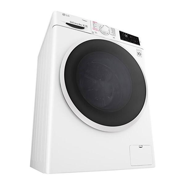 LG F4J6VYP0W.ABWPLTK A+++ Enerji Sınıfı 9 Kg 1400 Devir Buharlı Çamaşır Makinesi