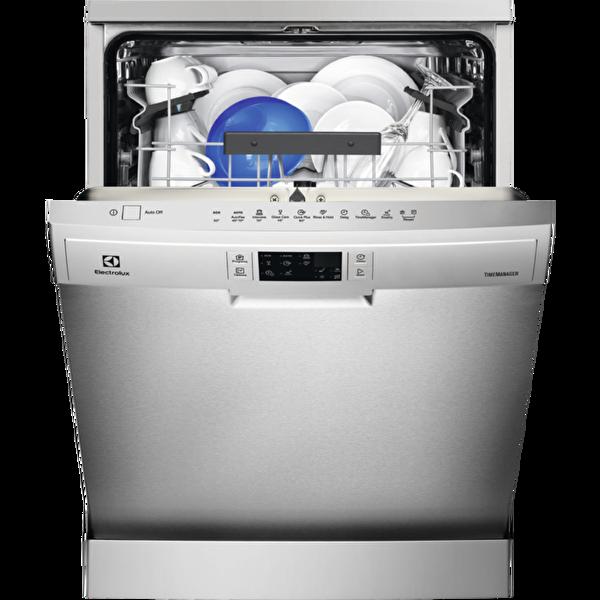 Electrolux ESF5533LOX A++ Enerji Sınıfı 6 Programlı Inox Bulaşık Makinesi