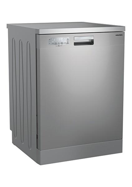 Grundig 6502 6 Programlı Inox Bulaşık Makinesi